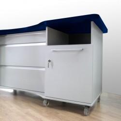 Mobilny Stół Laboratoryjny Mobile iLab Chemistry (Chemiczny)