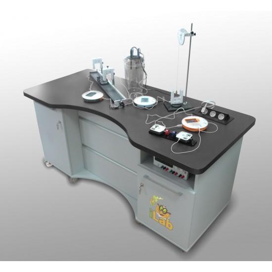 Mobilny Stół Laboratoryjny Mobile iLab Physics (Fizyka)