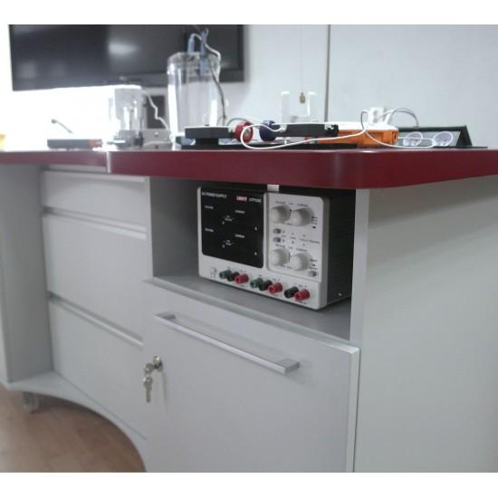 Mobilny Stół Laboratoryjny Mobile iLab Physics & Chemistry Fizyczno-Chemiczny