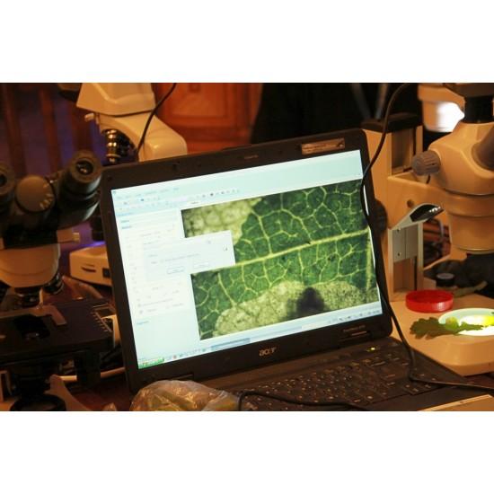 Mikroskop Delta Optical Genetic Pro Bino z kamerą