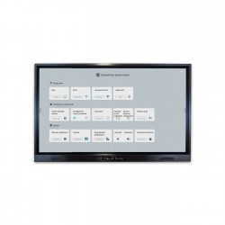 Monitor interaktywny eBoard VD 8620TD PRO 4K G-II + OPS i5