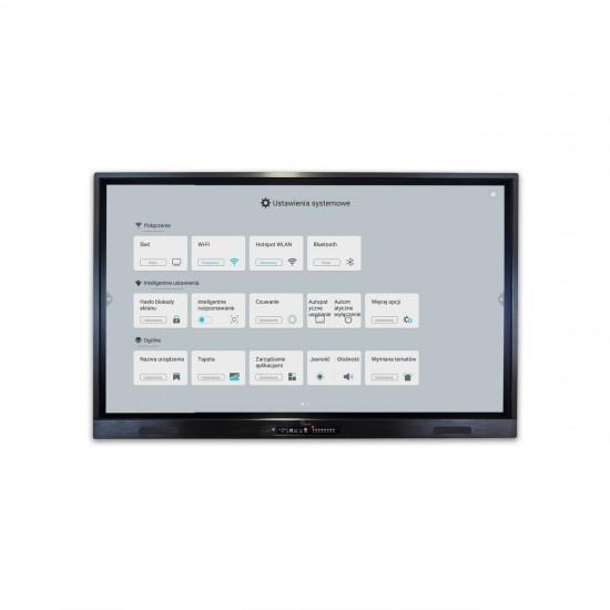 Monitor Interaktywny eBoard VD 5520TD PRO 4K G-II