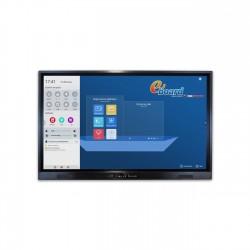 Monitor Interaktywny eBoard VD 6520TD PRO 4K + OPSi5 (8GB/256GB SSD) + WIN 10Pro  OEM PL